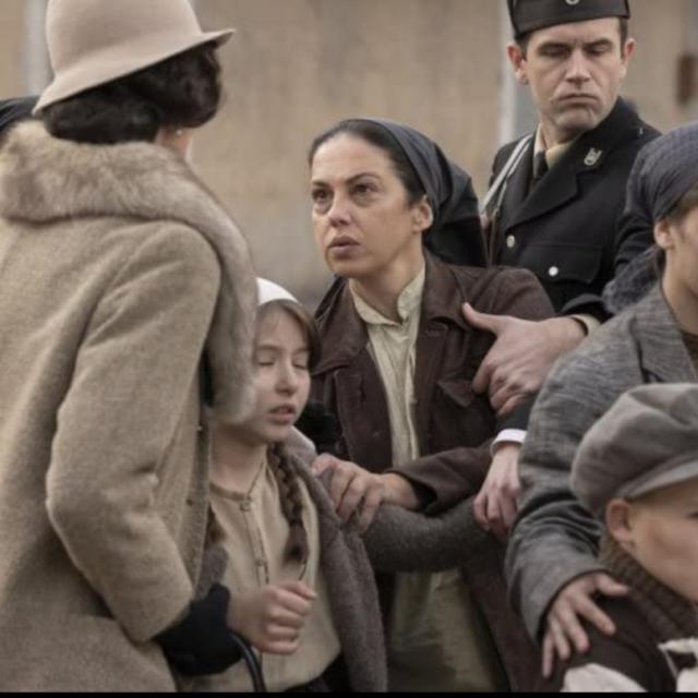 Scena iz filma Dara iz Jasenovca