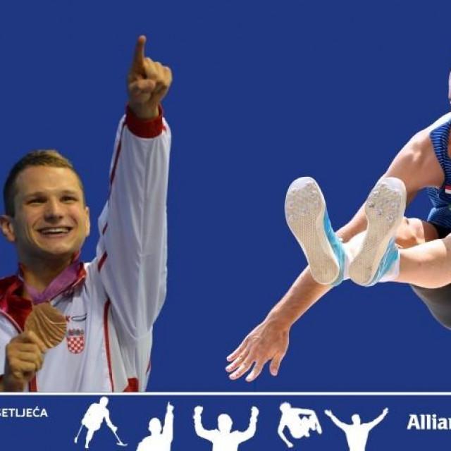 Mihovil Španja i Zoran Talić