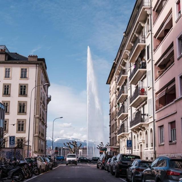 Prizor iz Ženeve