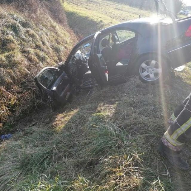 Prometna nesreća Belovar