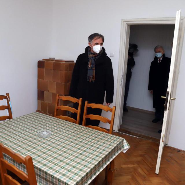 Srpsko narodno vijeće otvorilo je Banijsku kuću