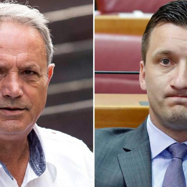 Željko Sabo i Žarko Tušek
