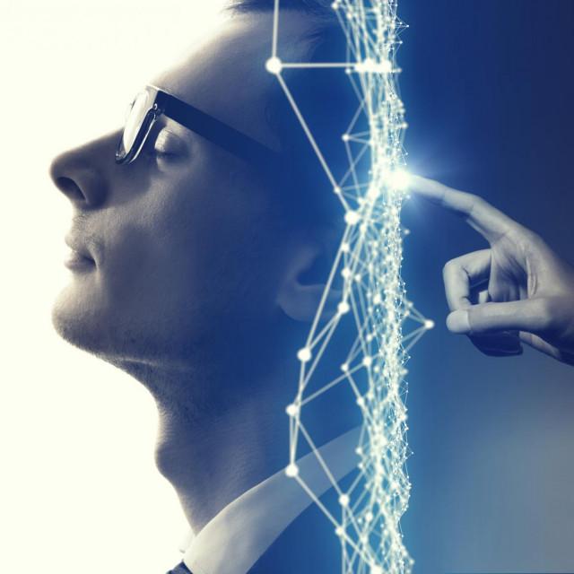 AI(Artificial Intelligence) concept.
