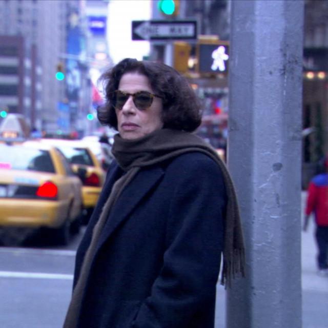 Fran je kvintesencijalna Njujorčanka, hoda gradom i zapaža njegove mijene