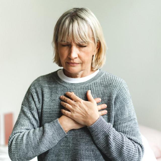 Muči li i vas probadanje iznad srca?