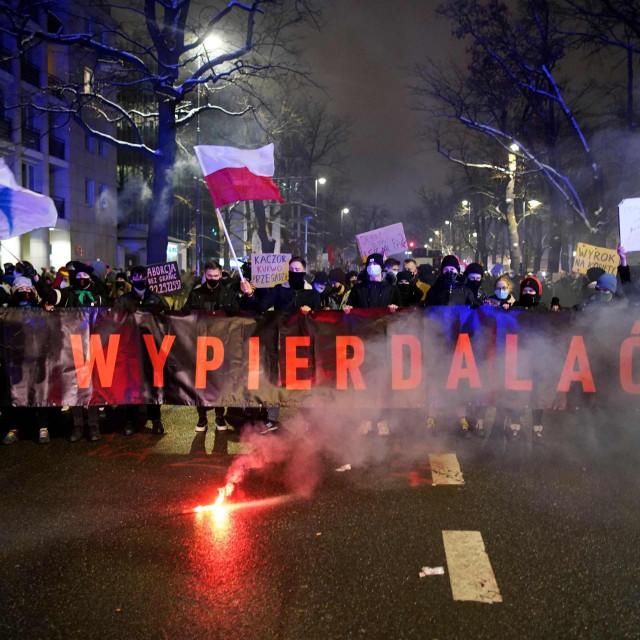 Prosvjedi u Varšavi