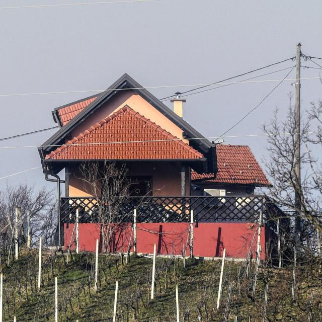 Klet u kojoj su se sastali Viktor Šimunić i Žarko Tušek