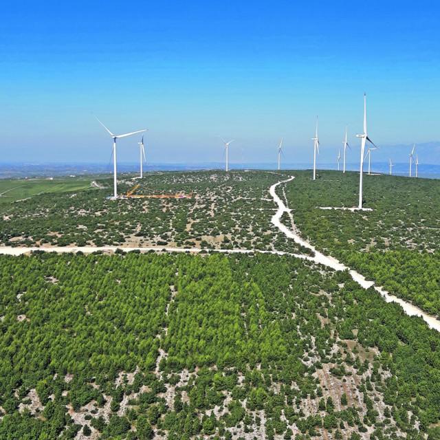 Vjetroelektrana Korlat