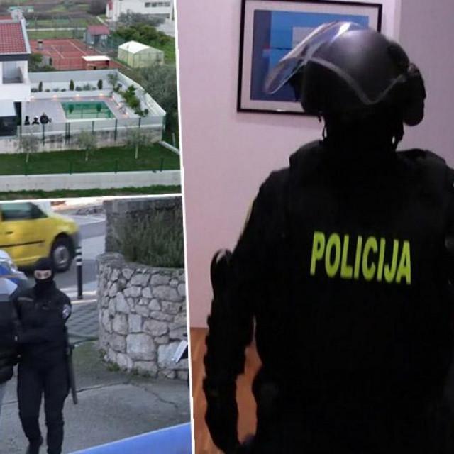 Uhićenje u Metkoviću