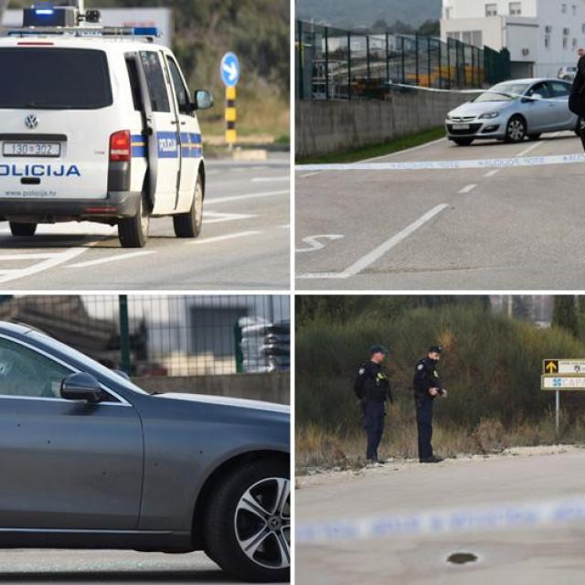 Ubojstva u Vodicama i Šibeniku
