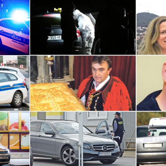 Ubojstva u Šibeniku i Vodicama