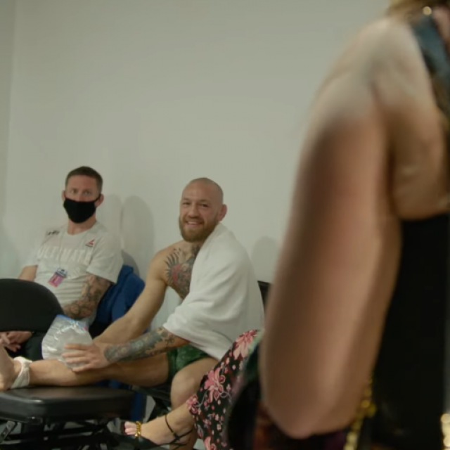 John Kavanagh, Conor McGregor i Jolie Poirier