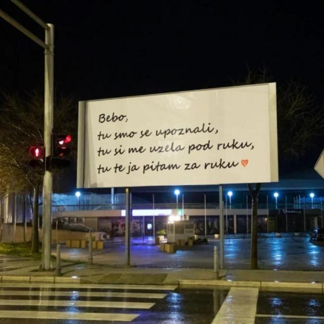 Romantični plakat