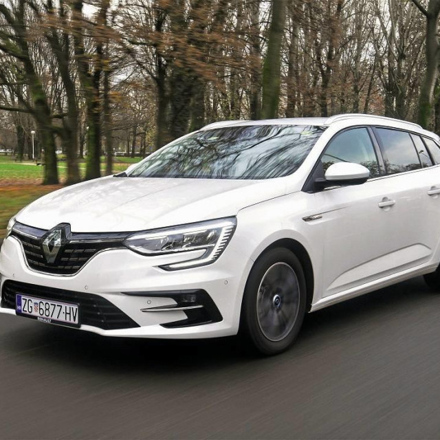 Renault Megane Grandtour 1.6 E-Tech