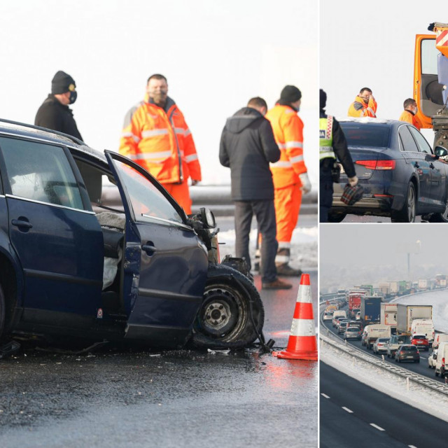 Prometna nesreća na zaobilaznici