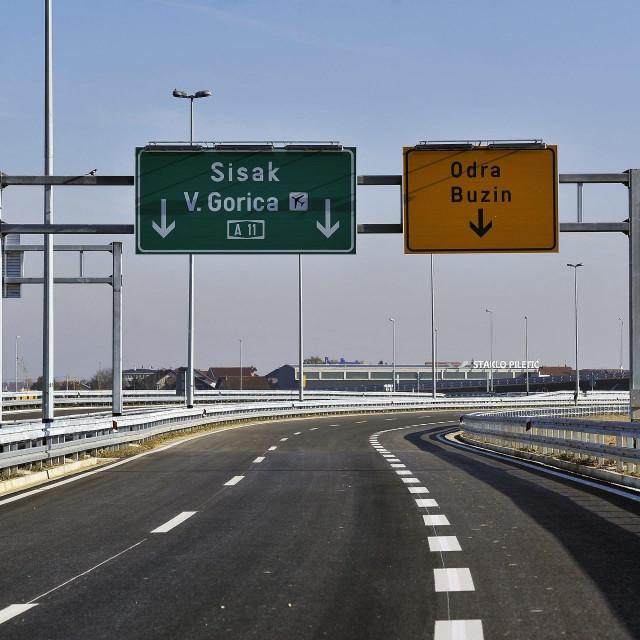 Autocesta Zagreb - Sisak