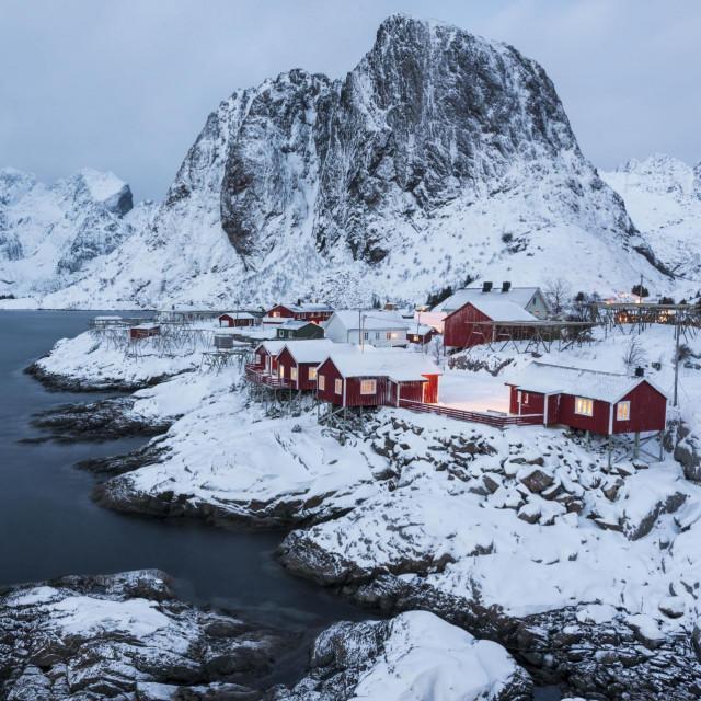 Norveško selo Hamnov