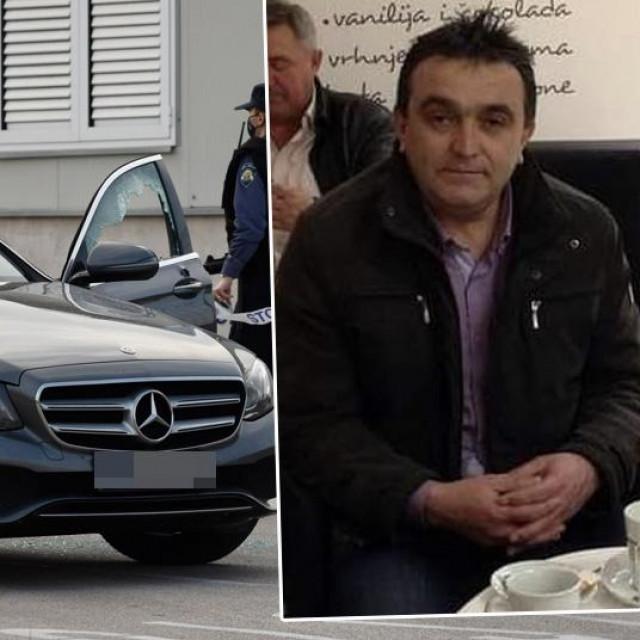 Mjesto ubojstva u Vodicama, Branko Koloper