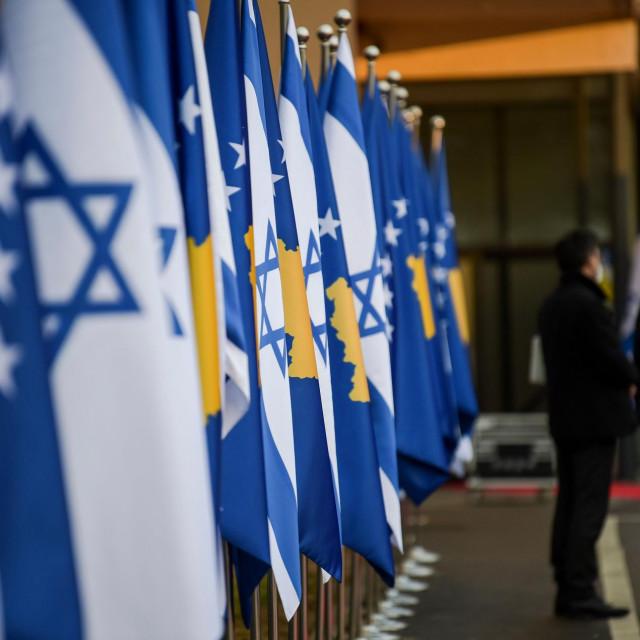 EU je na cijelu situaciju reagirala negodovanjem, zato što će Kosovo veleposlanstvo otvoriti u Jeruzalemu