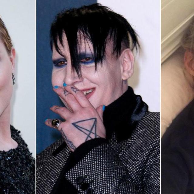 Evan Rachel Wood, Marilyn Manson iSarah McNeilly