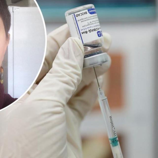Cjepivo Sputnik V i dr. Dragomira Majhen