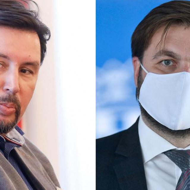 Hrvoje Bujas i Tomislav Ćorić