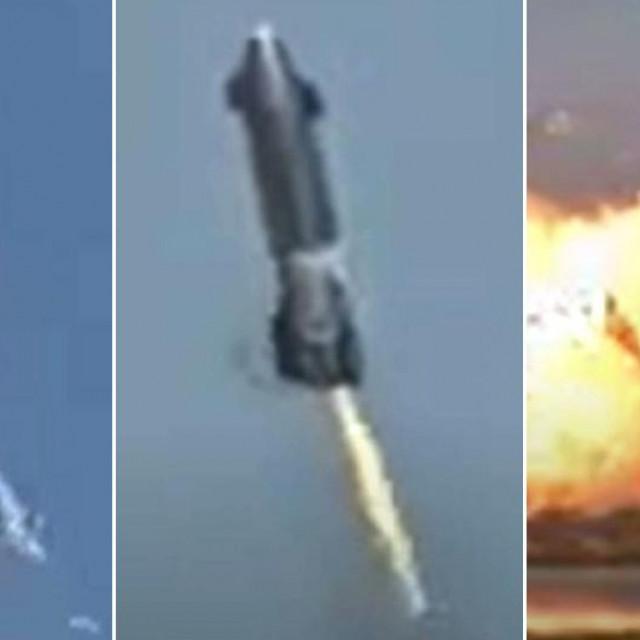 Starship SN9 kompanije SpaceX