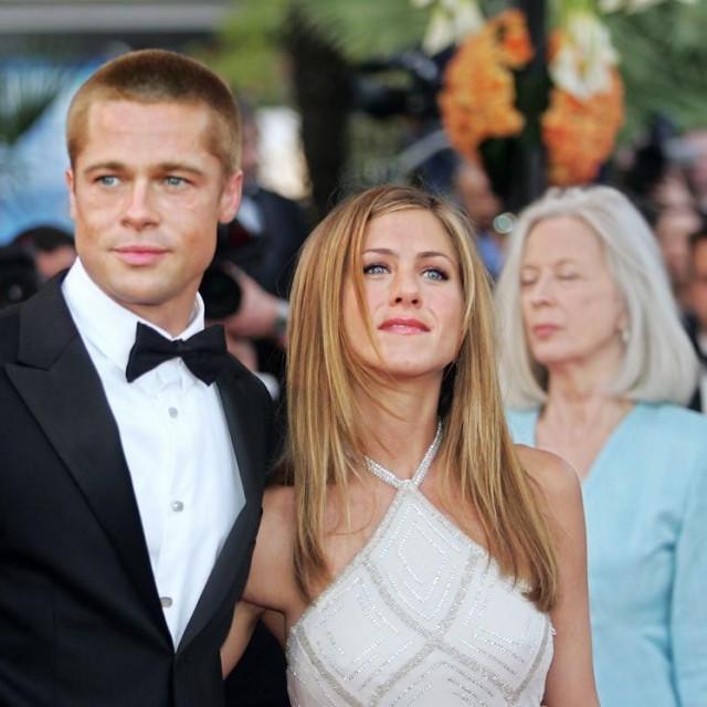 Brad Pitt i Jennifer Aniston