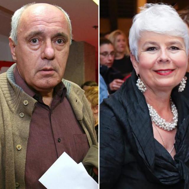 Žarko Puhovski; Jadranka Kosor; Damira Gregoret