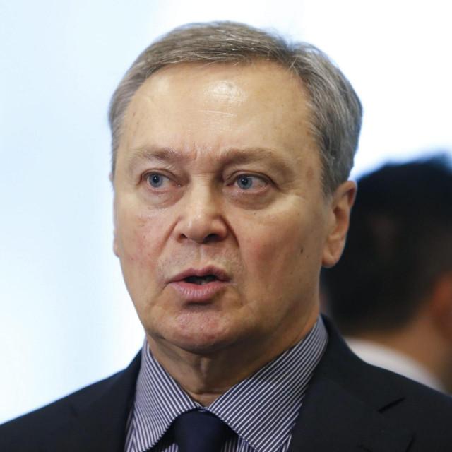 Zdenko Adrović, direktor HUB-a