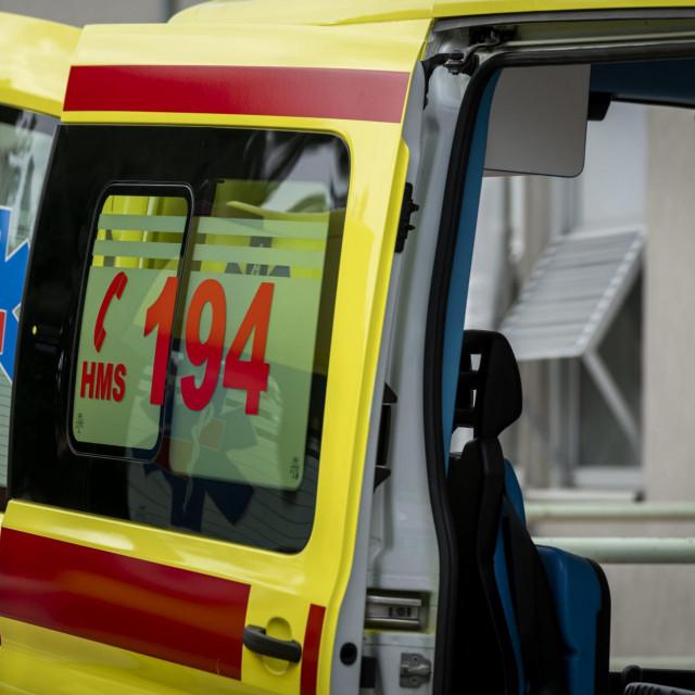 Dijete je u noći na utorak odvedeno Hitnom u bolnicu, ali mu nije bilo spasa