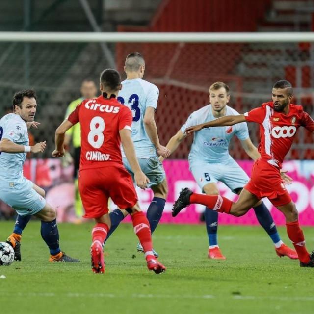 Nogometaši Vojvodine u Liegeu, u susretu 3. kola kvalifikacija za Europsku ligu
