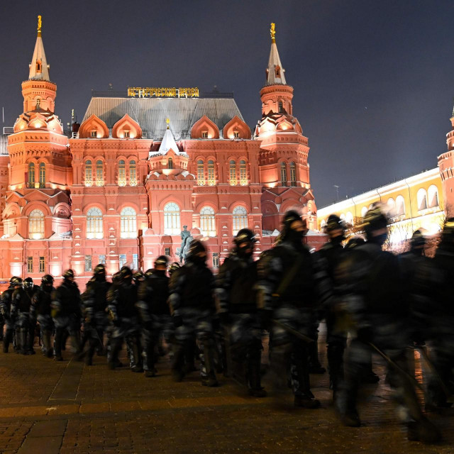 Crveni trg, Moskva