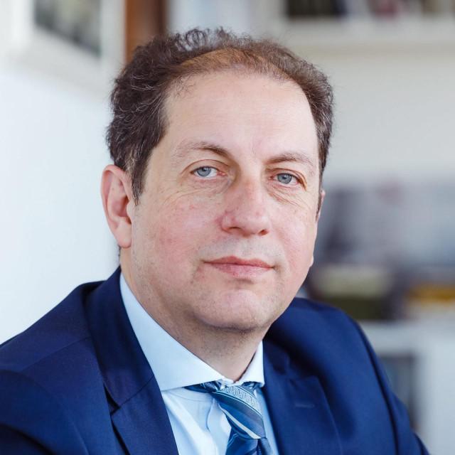 Christoph Schoefboeck, predsjednik Uprave Erste banke<br />