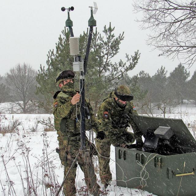 Vojna vježba u Poljskoj