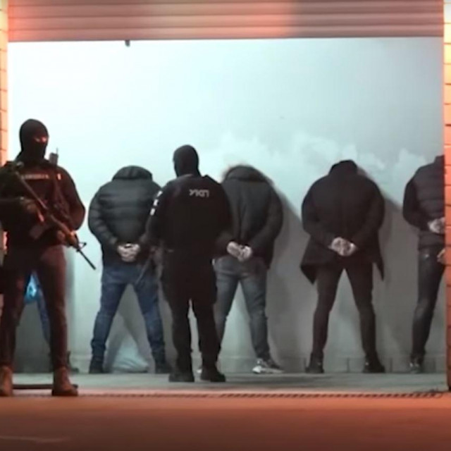 Prijevoz osumnjičenih u Srbiji