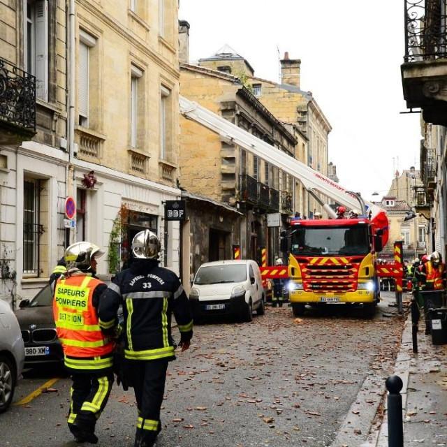 Eksplozija u Francuskoj