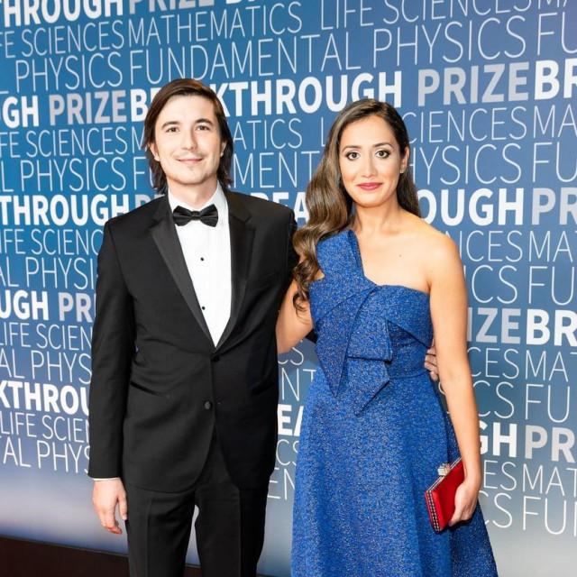 Vladimir i Celina Tenev