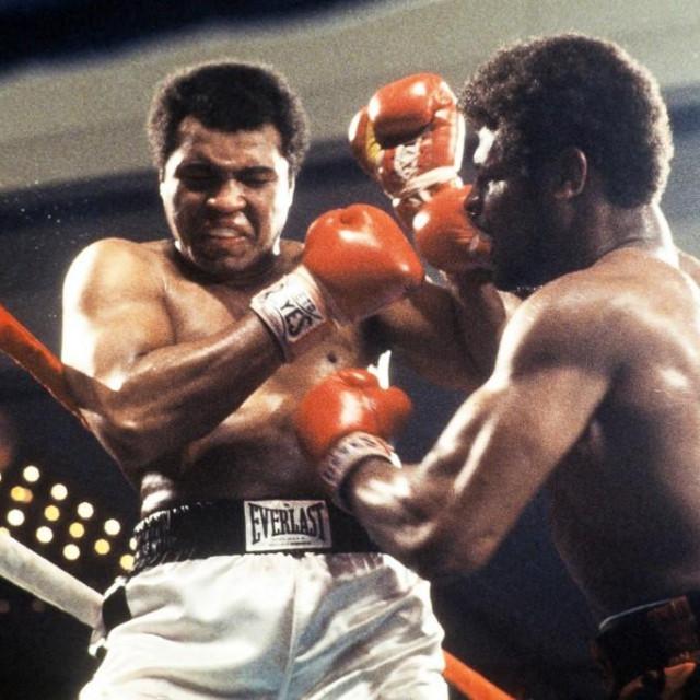 Muhammad Ali i Leon Spinks