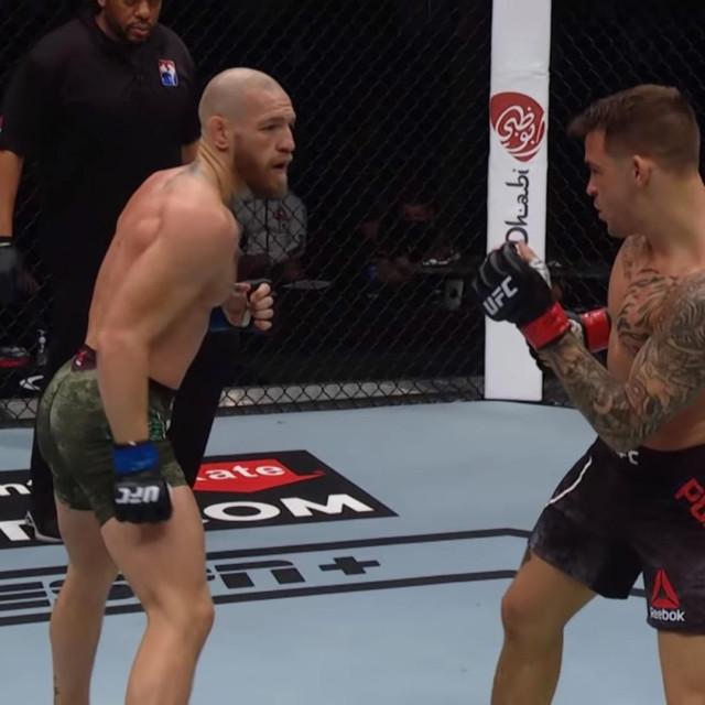 McGregor vs. Poirier