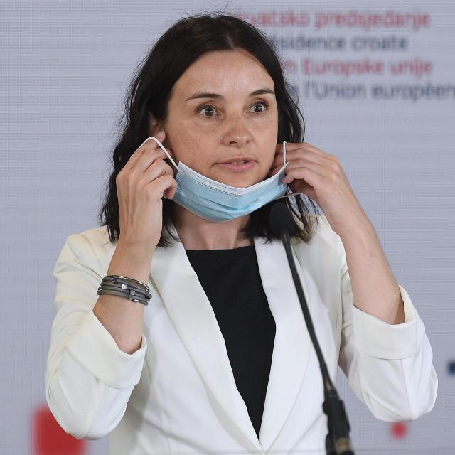 Ministrica poljoprivrede Marija Vučković
