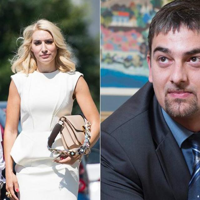 Željko i Fani Kerum, Silvijo Čović