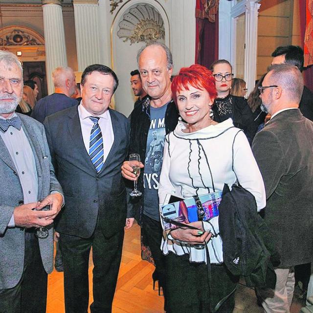 Damir Boras, Jakov Sedlar i Almira Osmanović Sedlar