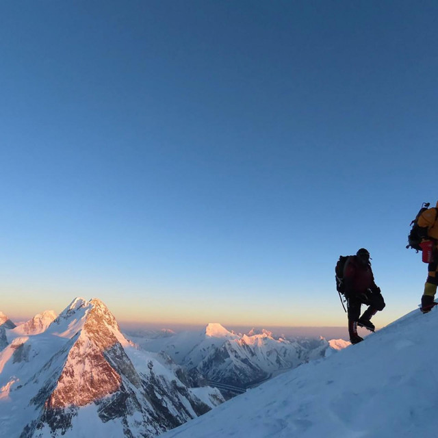 Uspon na K2 u Pakistanu