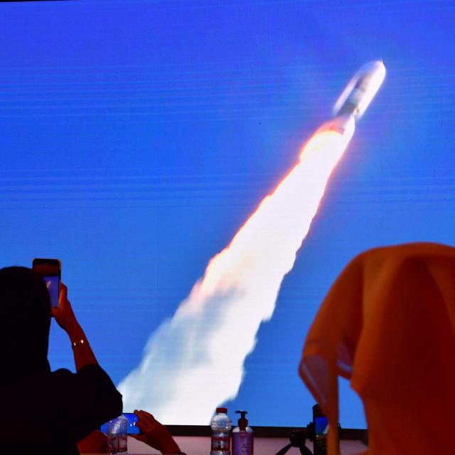Lansiranje sonde 'Nada' na Mars