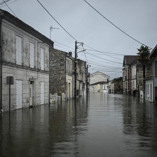 Poplave u Francuskoj