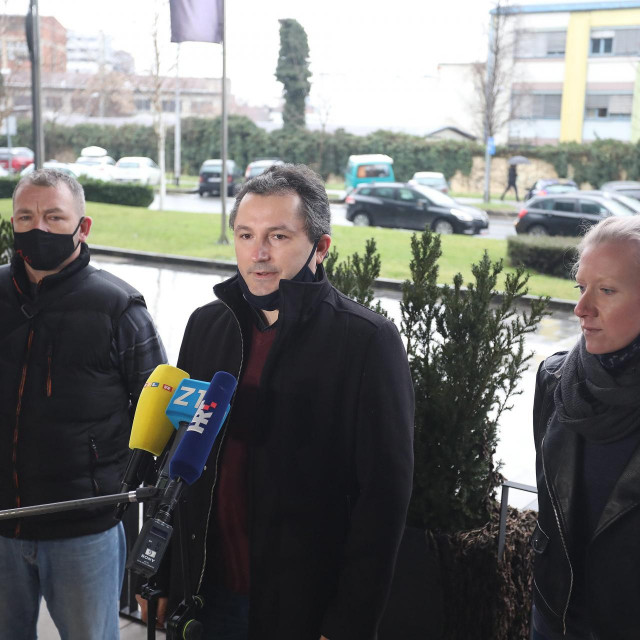 Goran Cresnjek,Tihomir Jaic, Iva Filipovic.
