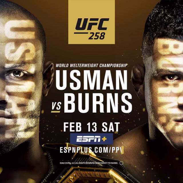 UFC 258
