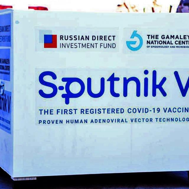 Ilustracija, rusko cjepivo Sputnik V