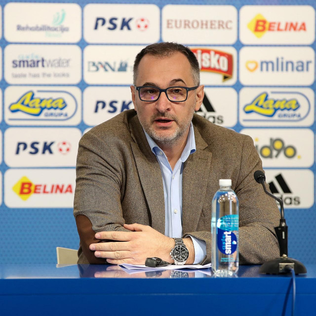 Krešimir Antolić, člana Uprave GNK Dinamo